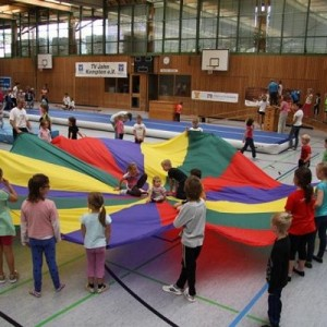 SpoSpiTo - bringt Kinder in Bewegung! @ BBZ-Sporthalle Memmingen | Memmingen | Bayern | Germany