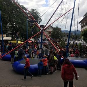 Dorffest in Oberstdorf @  rund um den Kirchturm in Oberstdorf | Oberstdorf | Bayern | Deutschland