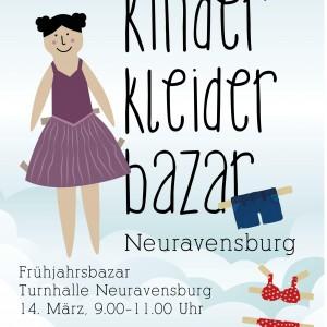 Kinderkleiderbazar in Neuravensburg @ Turnhalle Neuravensburg