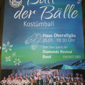 Faschingsball in Sonthofen @ Haus Oberallgäu in Sonthofen