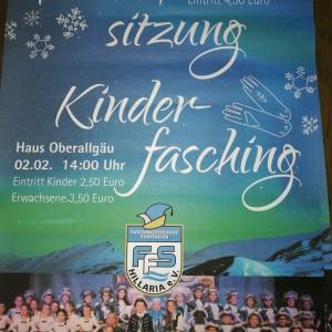 Kinderfasching in Sonthofen @ Haus Oberallgäu in Sonthofen
